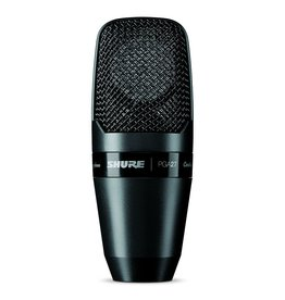 Shure Shure PGA27 Large Diaphragm Side-Address Condenser Microphone