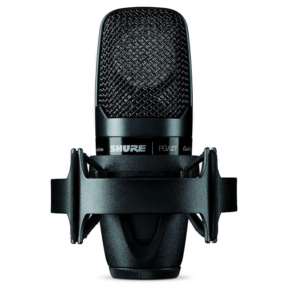 Shure Shure PGA27 Large Diaphragm Side-Address Condenser Microphone