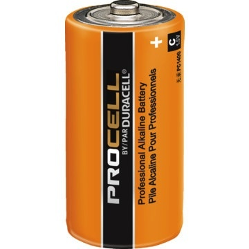 Procell Duracell Procell C Alkaline Batteries