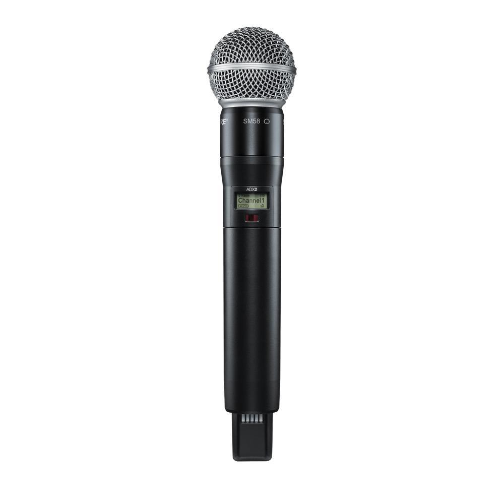 Shure Shure ADX2/SM58=-K54 Handheld Wireless Microphone