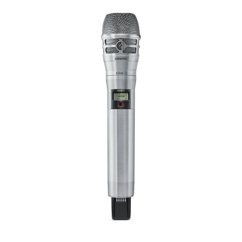Shure ADX2FD/K8N=-G57 Handheld Wireless Microphone