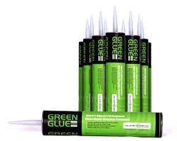 Green Glue Green Glue Noiseproofing Compound - 1 Tube