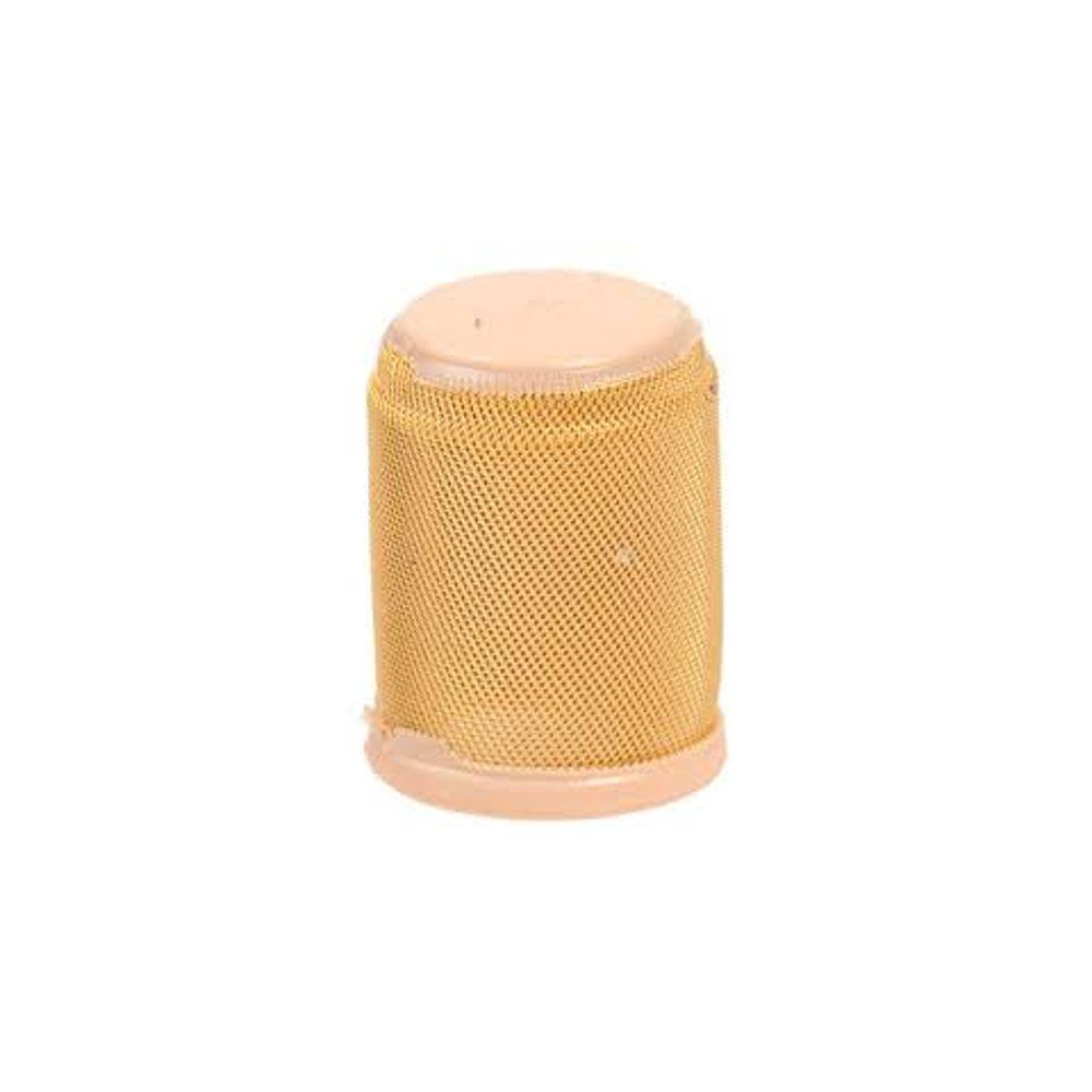 DPA 4088-F34 Classic Directional Headset, Beige, Dual Ear, Hardwired 3.5mm Locking Ring for Senn.
