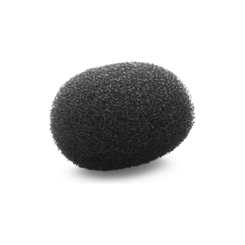 DPA Omnidirectional Headset, Black, Short 40 mm, Single Ear, Microdot (Adaptor Required)