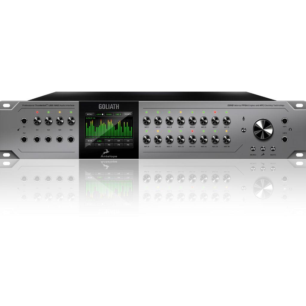 Antelope Audio Antelope Goliath Thunderbolt/USB/MADI Interface