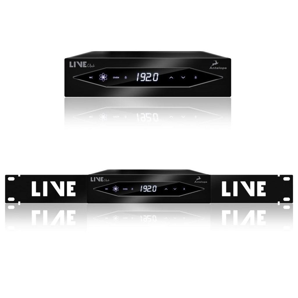 Antelope Audio Antelope LiveClock 192kHz Master Clock