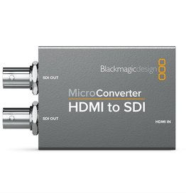 Black Magic Blackmagic Design Micro Converter HDMI to SDI