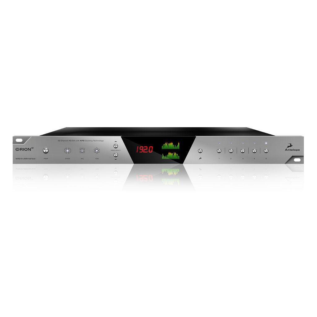 Antelope Audio Antelope Orion32 Multi-Channel AD/DA Converter
