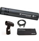 Sennheiser Sennheiser e614 Super-cardioid condenser microphone for drum overheads.