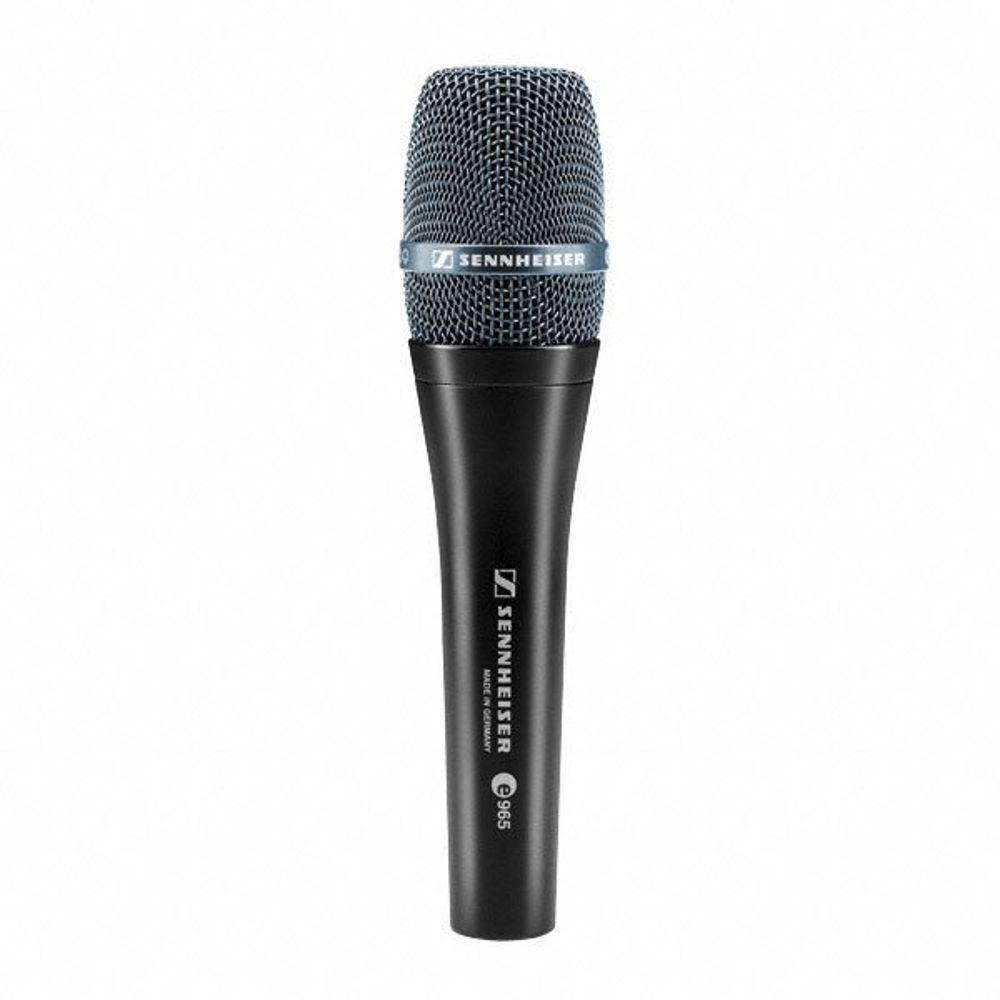 Sennheiser Sennheiser e965 Professional dual-diaphragm condenser microphone with selectable cardioid or supercardioid patterns