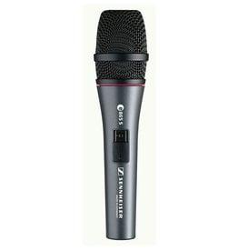 Sennheiser Sennheiser e865-S Handheld super-cardioid condenser microphone with on/off switch