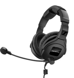Sennheiser Sennheiser HMD 300 PRO Broadcast headset with ultra-linear headphone response (dual sided, 64 ohm) and dynamic hyper-cardioid microphone.