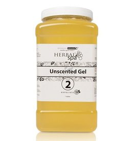 Herbal Spa Unscented Gel Scrub Base 1 Gal (#2)