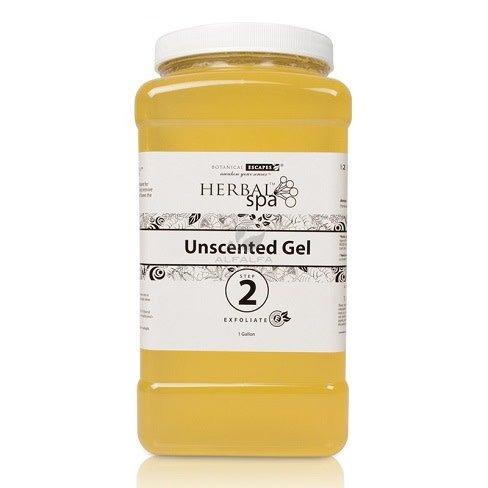 Herbal Spa Unscented Gel Scrub Base 1 Gal (#2)