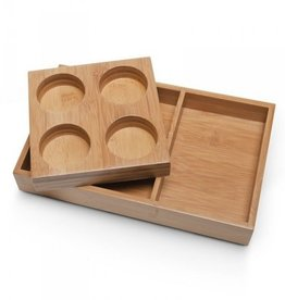 BE Bamboo  Spa Tray