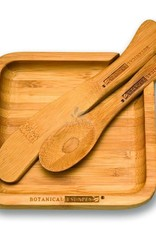 A.N.S BE Bamboo  Plate