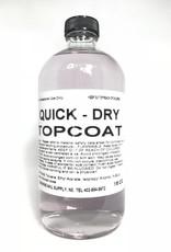 BeBeauty Top Coat Quick Dry 16oz