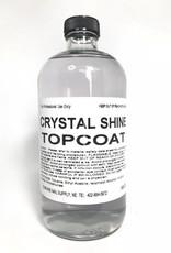 BeBeauty Premium Crystal Shine Top Coat 16oz