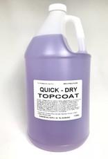 BeBeauty Top Coat Quick Dry 1gal