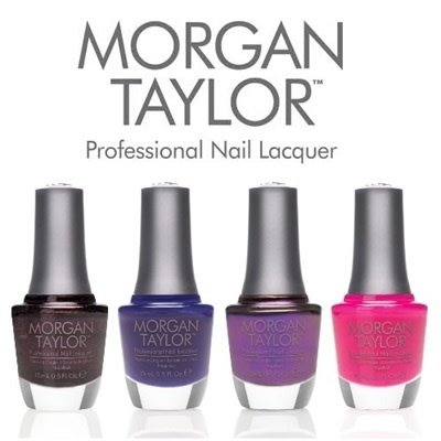 Morgan Taylor Color 0.5 oz Bottle