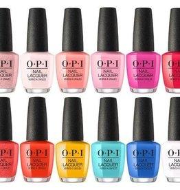 * O.P.I Lacquer Color 0.5 oz Bottle