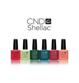 * CND Shellac Color 0.25 oz Bottle