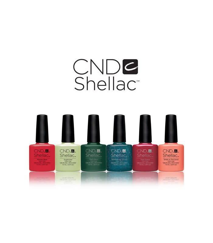 CND Shellac Color 0.25 oz Bottle
