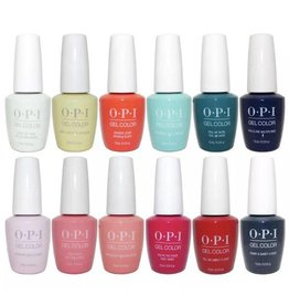 * O.P.I New Gel Bottle 0.5 oz