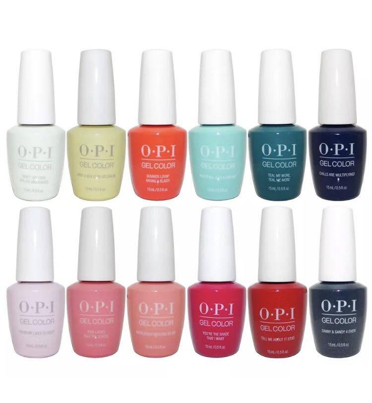 New OPI Gel Bottle (Large) - Sunshine Nail Supply