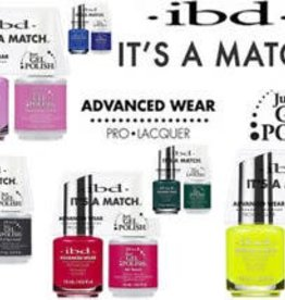 * IBD It's A Match Duo (Gel & Lacquer)