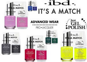 IBD It's A Match Duo (Gel & Lacquer)
