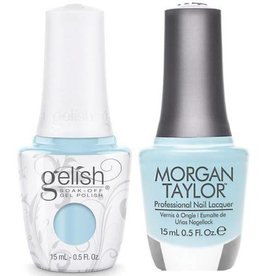 * Gelish & Morgan Taylor Matching Color