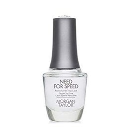 Morgan Taylor Morgan Taylor Fast Dry Top Coat Need For Speed 51001
