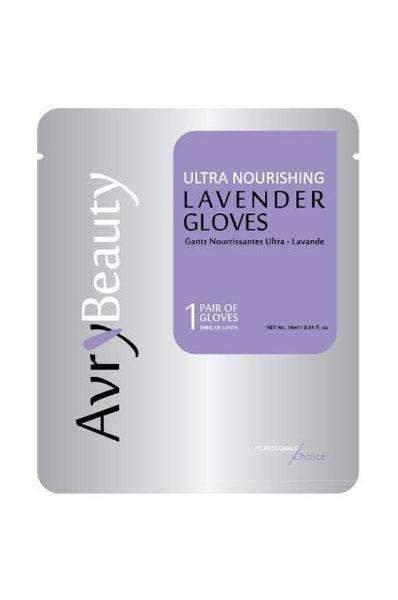 AvryBeauty Lavender Gloves Case (50pcs/Case)