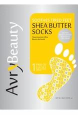 AvryBeauty Shea Butter Socks (50pcs/case)