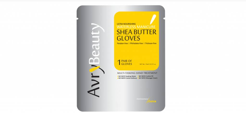 AvryBeauty Shea Butter Gloves (50pcs/Case)