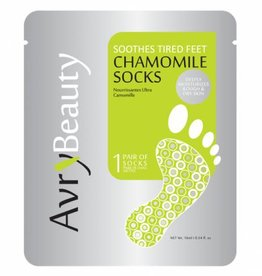 AvryBeauty Chamomile Socks (50pcs/case)