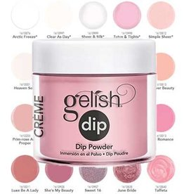 * Gelish Dipping  Powder 1oz Jar
