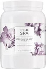 CND Spa Gardenia Woods Scrub Sandalwood & chamomile