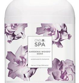CND Spa Gardenia Woods Soak Sandalwood & Chamomilla