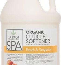 La Palm Organic Cuticle Softener Peach & Aloe Vera Case