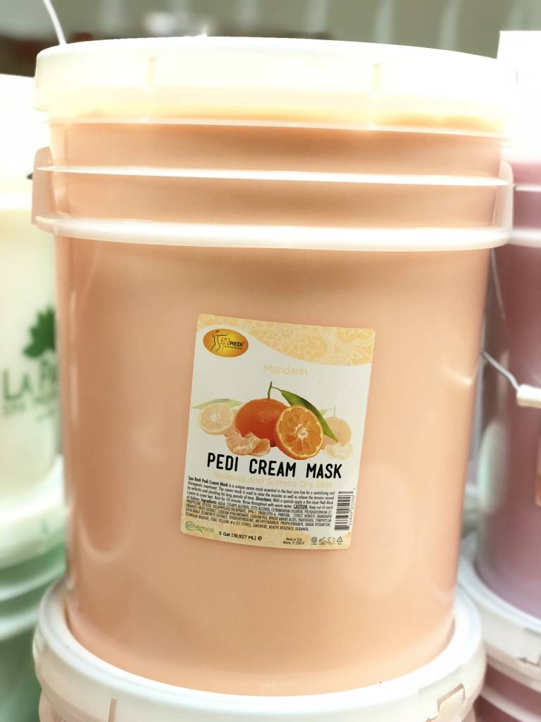 Cream Mask 5 Gallon Bucket