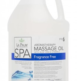 La Palm Massage Oil (4 Gallon/Case)