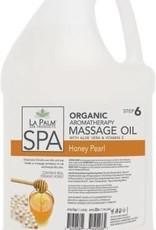 La Palm Massage Oil 1 Gallon