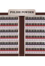 """Polish & Powder Rack - 86"""" (90)"""