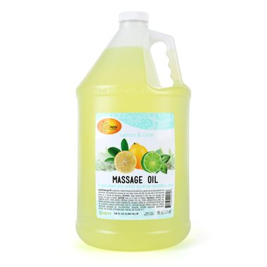 Spa Redi Massage Oil 1 Gallon