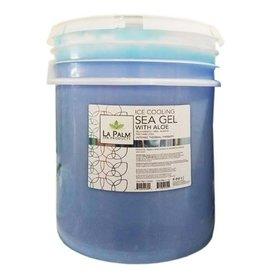 La Palm Ice Cooling Gel (5 Gal Bucket)
