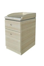"Pedicart A With Built-In Trash Can - 13"" (517)"