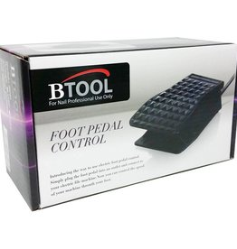 B Tool Foot Pedal Control