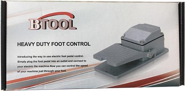 B tool  Heavy Duty Foot Control